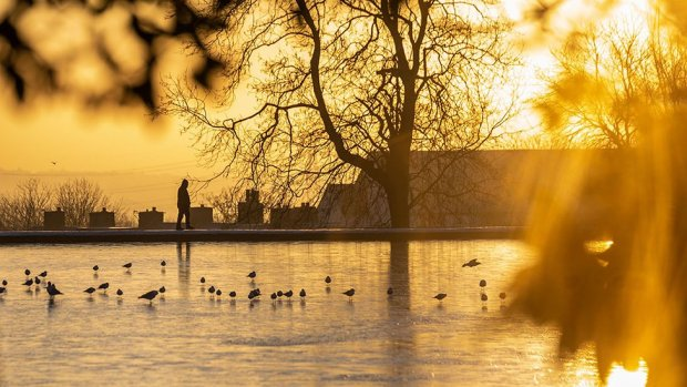 Lake in Bradford