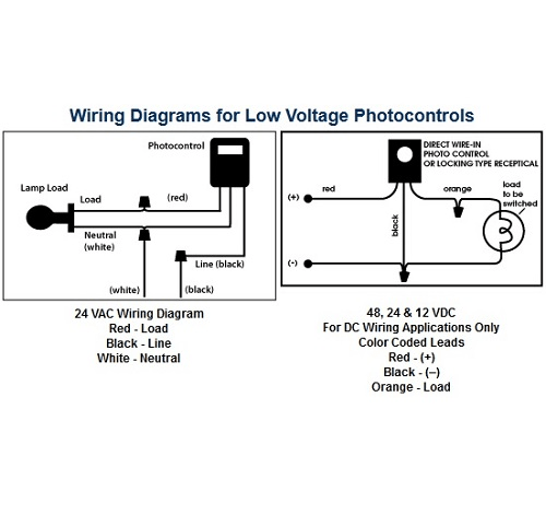 🏆 diagram in pictures database 277 volt photocell wiring