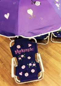 Baby Beach Chair- Purple