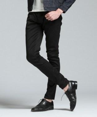 「ストレッチスキニーブラックデニム japan blue jeans」の画像検索結果
