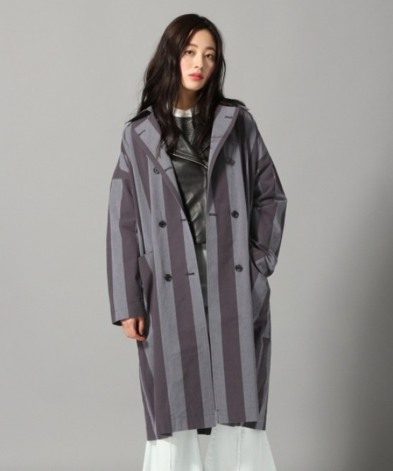 「ROBERT GELLER Collaboration/w coat(HARE)」