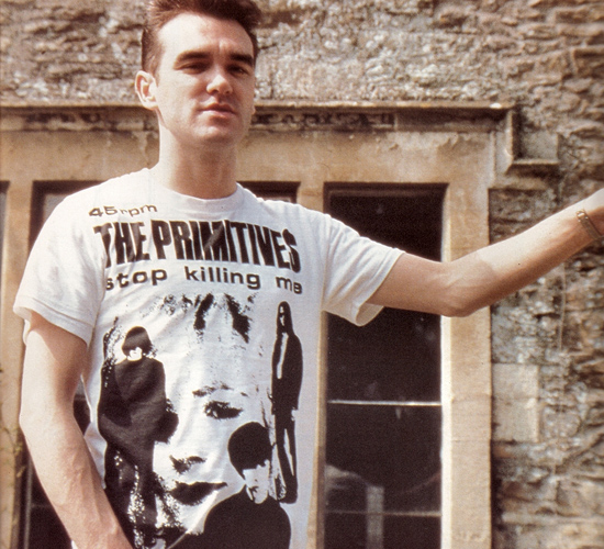 When Morrissey met The Primitives  Magnet Magazine