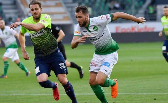 Fc Thun Gewinnt Gegen Fc St Gallen