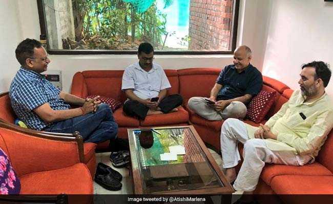 AAP Sit-In Protest Day 7 LIVE Updates: Satyendar Jain Hospitalised