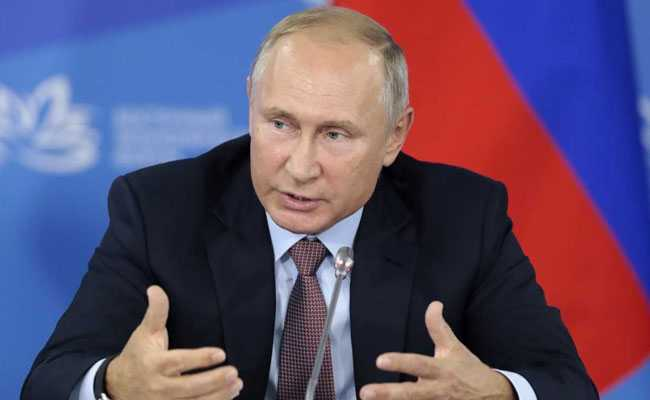 Vladimir Putin's Reply On Quad Alliance After His Foreign Minister Calls It 'Asian NATO'