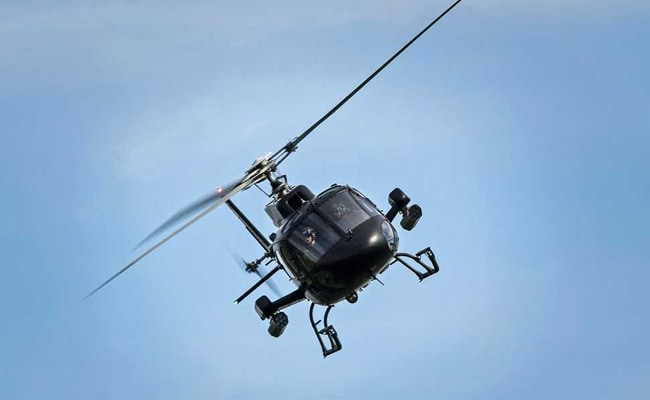 Assam-Bound Chopper From Arunachal Pradesh Makes Emergency Landing In Bhutan