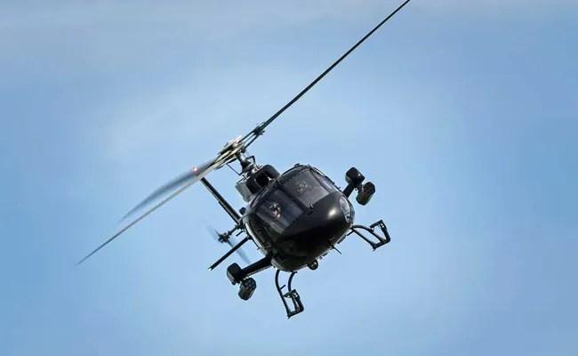 5 Dead, One Injured In Helicopter Crash At Alaska Glacier