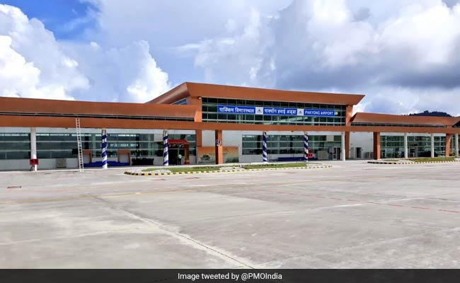 PM Modi To Inaugurate Sikkim's First Airport In Pakyong Today: Live Updates