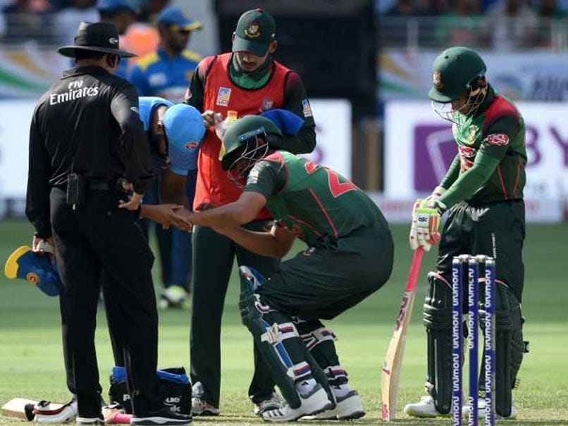 Asia Cup: Tamim Iqbal Ruled Out Of Bangladesh Squad After Suffering Wrist Fracture