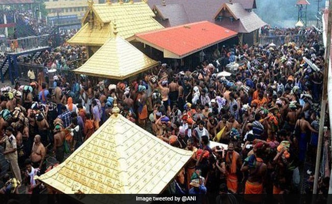 Over 2,000 Cops, Commandos On Guard As Sabarimala Opens Today: 10 Points