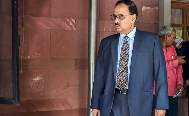 Ex-CBI Chief Added To Pegasus List After Being Sacked In 2018: Report
