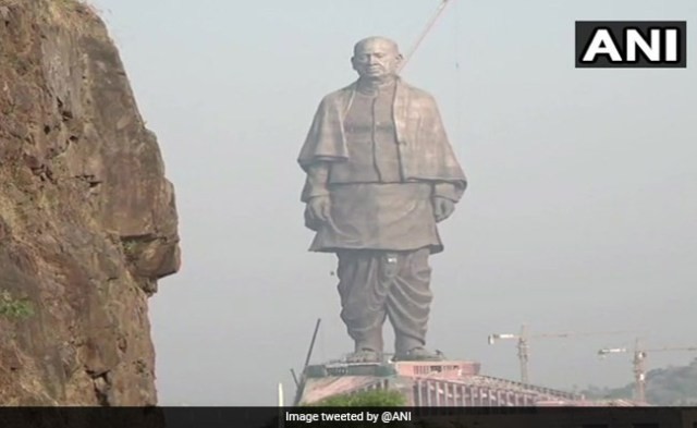 PM Modi To Unveil Sardar Vallabhbhai Patel's Statue Of Unity In Gujarat Today: Live Updates