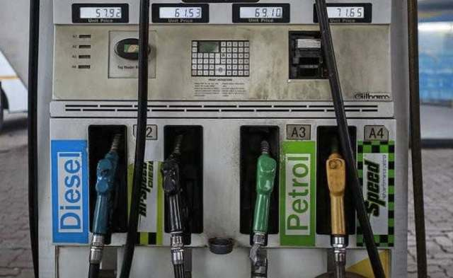 Petrol, Diesel Prices Hiked For Sixth Straight Day