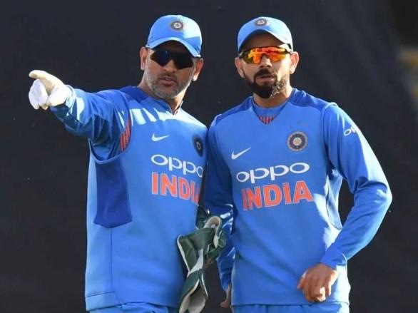 Virat Kohli Needs MS Dhoni In 2019 World Cup, Says Sunil Gavaskar