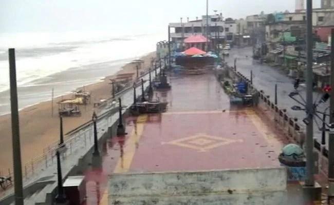 Cyclone Titli Hits Odisha Coast At 140-150 Kmph, 5 Districts On Red Alert: Updates