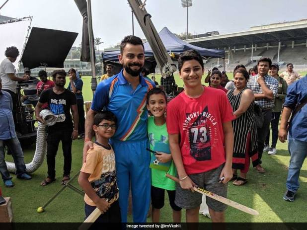 Virat Kohli, Saina Nehwal Send Wishes to the Children