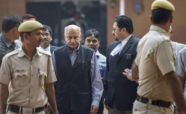Court Asks MJ Akbar, Priya Ramani's Lawyers To Check Scope Of Settlement