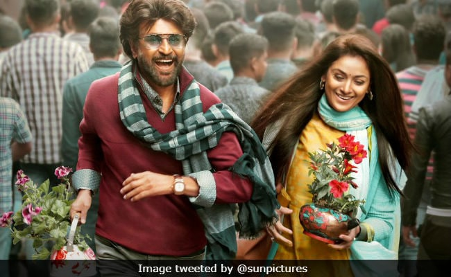Petta New Poster: Rajinikanth Smiles, Simran Bagga Blushes As They Gear Up For Pongal