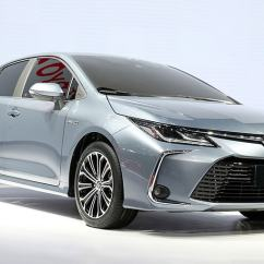All New Corolla Altis 2020 Harga Alphard Executive Lounge Toyota Makes Its World Debut In China Ndtv Carandbike