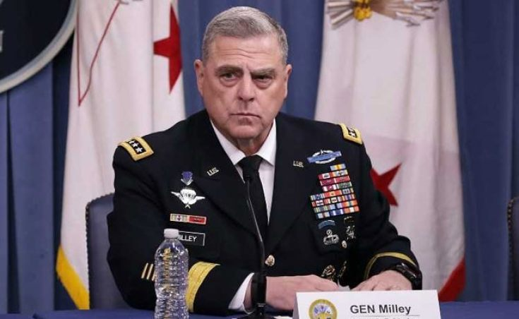 Donald Trump Chooses Army General Mark Milley As Next Top Military Advisor