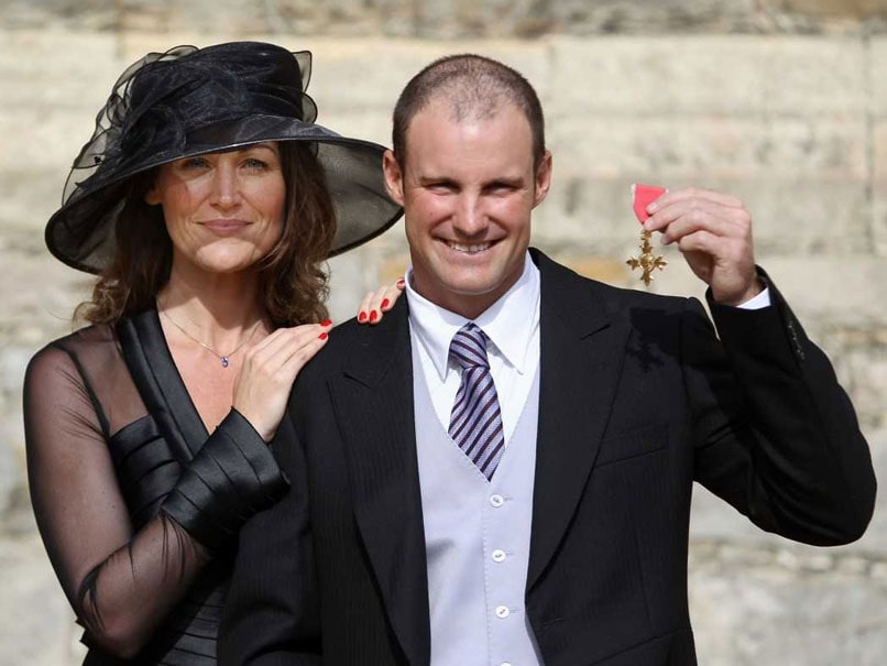 Former England Cricket Chief Andrew Strauss