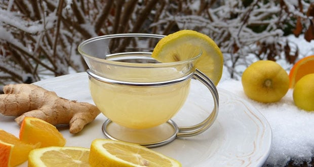Weight Loss: Drink Lemon Ginger Tea To Achieve Your Weight Loss Goals -  NDTV Food