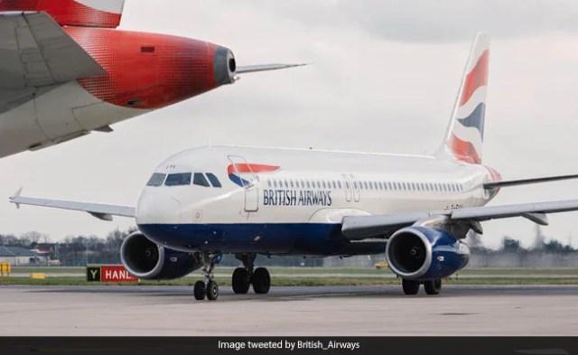ब्रिटिश एयरवेज की फ्लाइट 250 ऑनबोर्ड के साथ आज अमृतसर से रवाना होगी