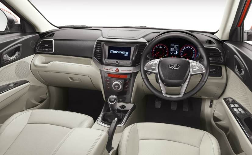 Mahindra XUV300 Interiors Leaked Reveals The Design