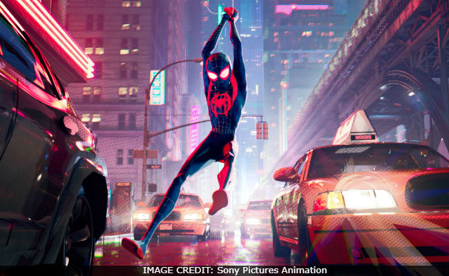 3d Sunflower Wallpaper Spider Man Into The Spider Verse Movie Review It S Well