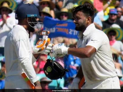 Image result for india vs australia 4th test