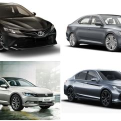 All New Camry Price Agya Trd 2018 Toyota Hybrid Vs Honda Accord Skoda Superb Specifications And Comparison