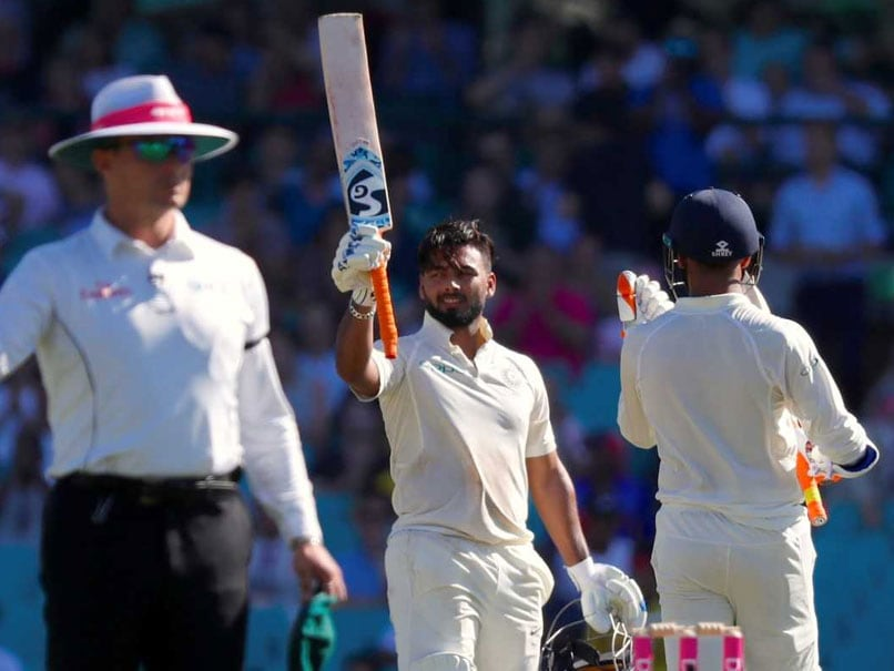 Rishabh Pant Reveals How He Came Out Of Nervous Nineties In Sydney Test