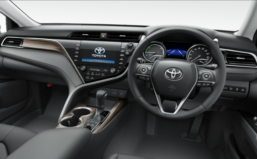all new camry cutting sticker grand avanza toyota hybrid 2019 launched in india priced at rs 36 95 lakh