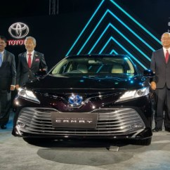 Brand New Toyota Camry Hybrid Harga Mobil All Kijang Innova 2017 2019 Launched In India Priced At Rs 36 95 Lakh