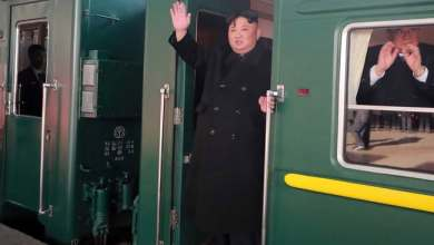 كوريا الشمالية كيم جونغ أون في رحلة مدتها 60 ساعة في القطار المدرع إلى فيتنام 8