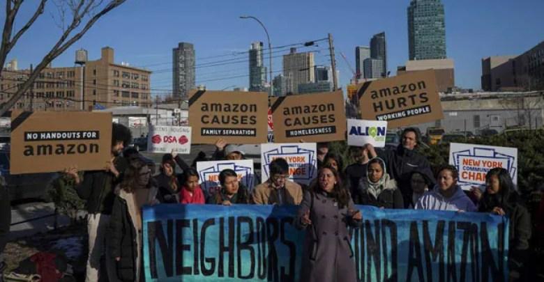 النصر أم الكارثة؟ سحب & # 039؛ s Amazon Outs New York مقسمة 1