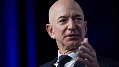 """تابلويد & # 039؛ s تهديد للنشر جيف Bezos & # 039؛ الصور كانت """"الصحافة"""": المحامي 1"""