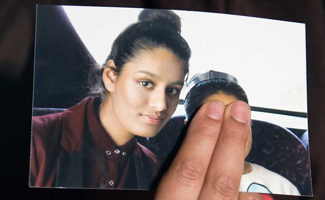 ISIS Bride Says Prepared To Face Terror Charges In UK