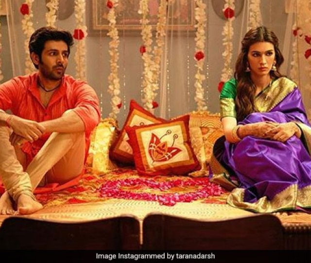 Luka Chuppi Box Office Collection Day 3 Kartik Aaryan And Kriti Sanons Film Is A Winner Closes Weekend