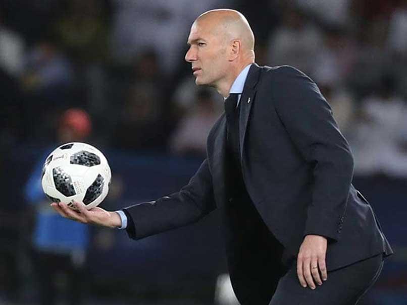 Zinedine Zidane Returns As Real Madrid coach, Replaces Santiago Solari
