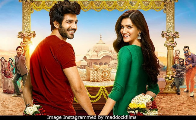 Luka Chuppi Movie Review Kartik Aaryan And Kriti Sanons