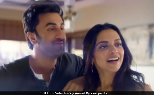 'All Hearts' For Deepika Padukone And Ranbir Kapoor's New Ad. Says The Internet