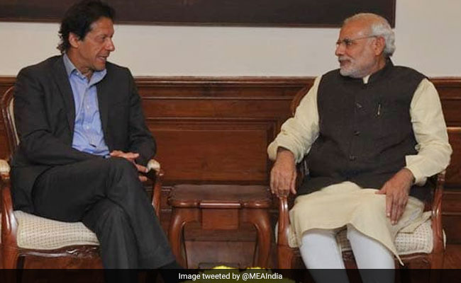 PM Sends Letter To Imran Khan, Greets People Of Pak On Pakistan Day: Report
