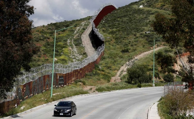 Texas Governor Wants To Resume Building Mexico Border Wall