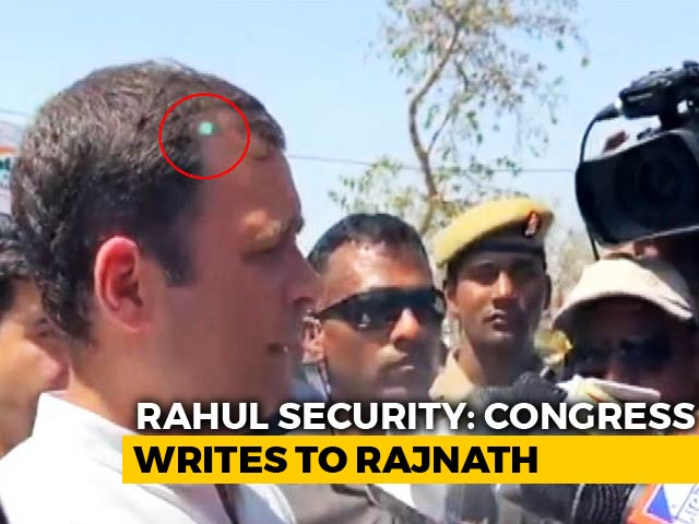 sniper aimed at rahuls head