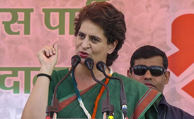 Centre Insulted Farmers, Ministers Called Them Traitors: Priyanka Gandhi