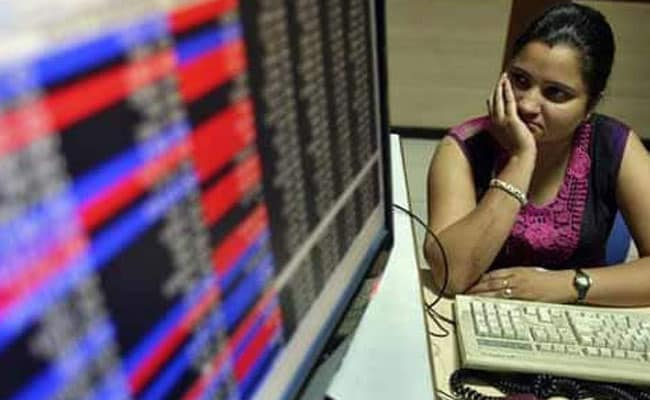Sensex Crashes Over 1,100 Points, Nifty Below 14,500 Dragged By Banks