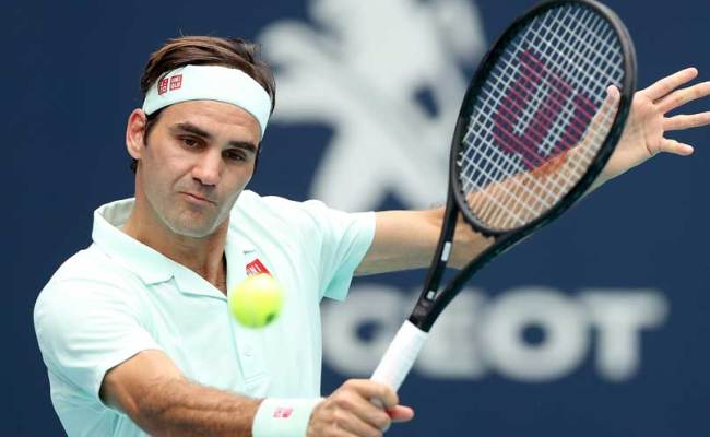 Atp Rankings Roger Federer Back To Third After Alexander