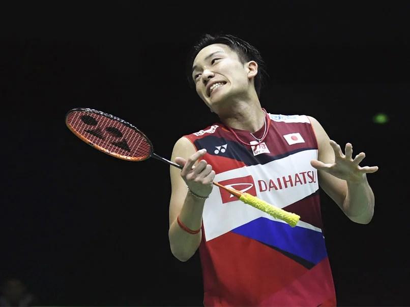 Kento Momota Stunned As China Win Sudirman Cup With Japan Whitewash