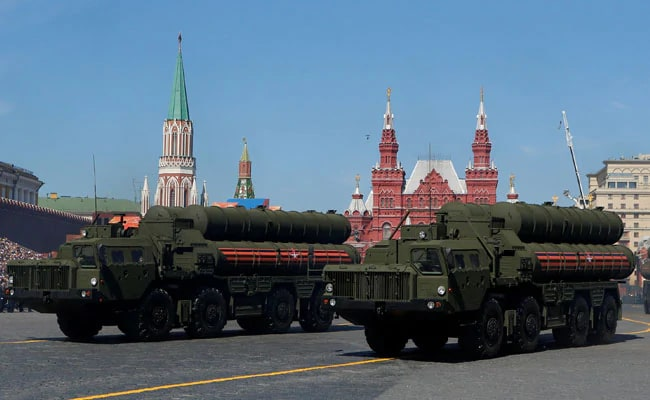 'Sanctions Not Discussed': US On India's Plan To Buy Russian Missile